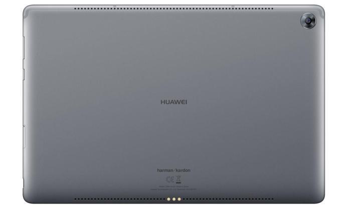 Huawei Mediapad M5 Back