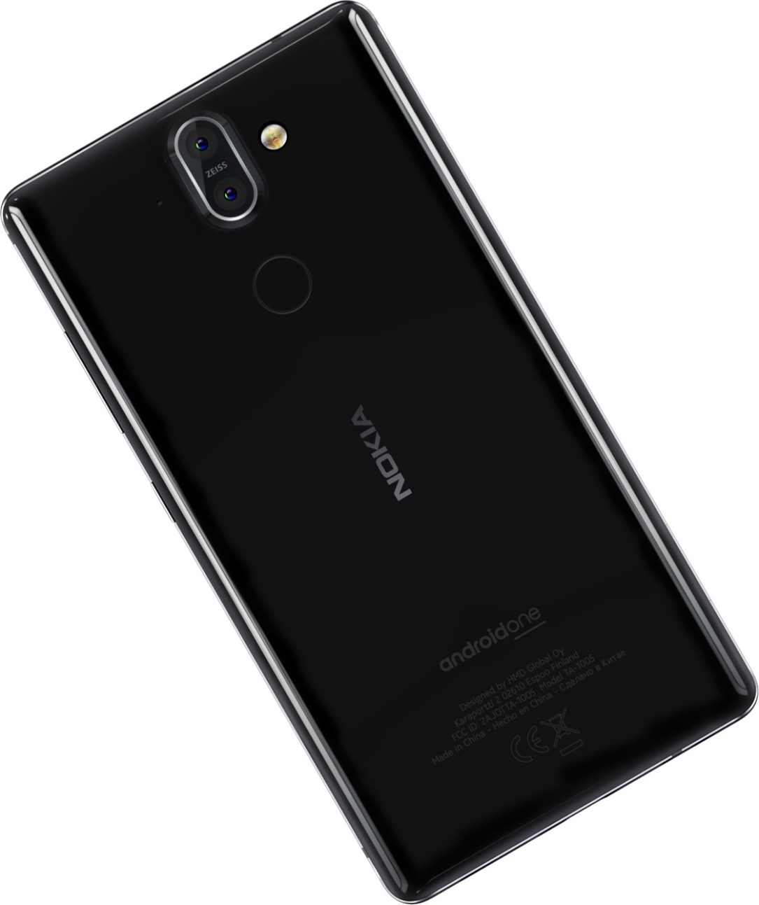 Nokia 8 Sirocco Back