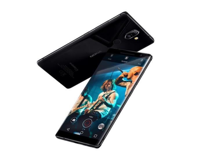 Nokia 8 Sirocco Header
