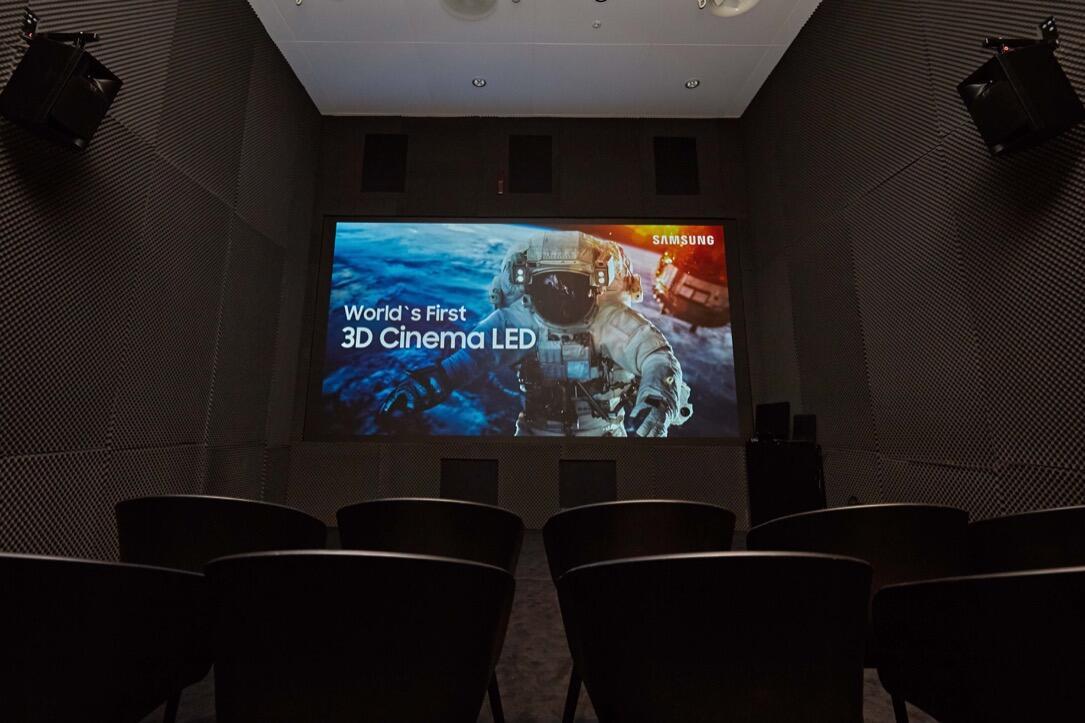 Samsung 3d Cinema Led Screen