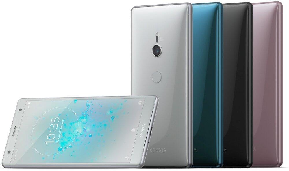 Sony Xperia Xz2 Farben