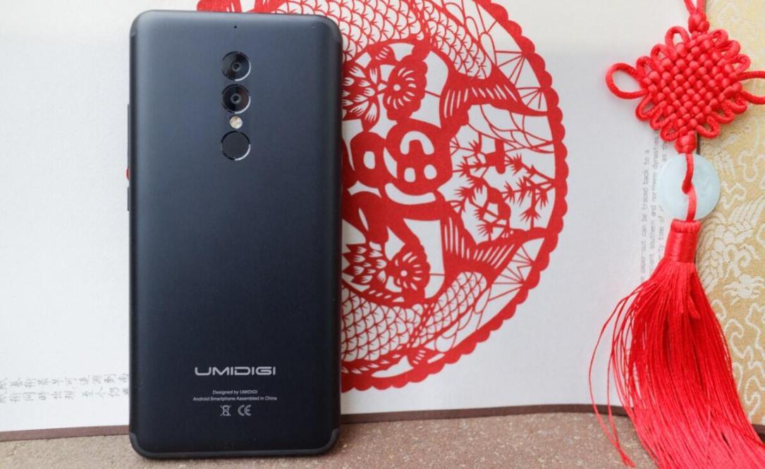 Umidigi S2 Pro Back