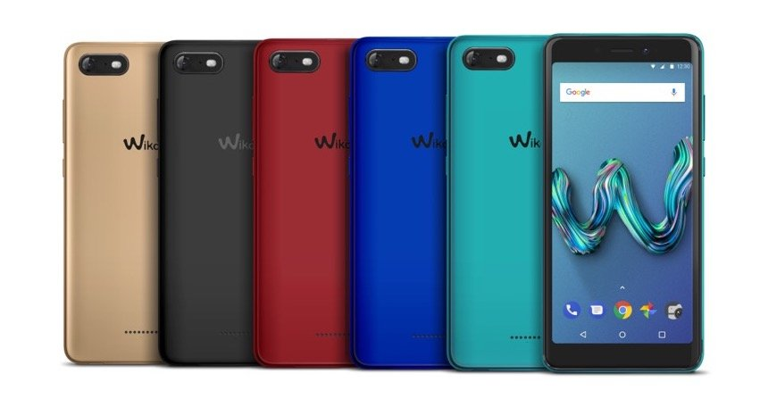 Wiko Tommy 3 Compo All Colors 02