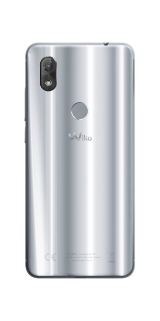Wiko View 2 Grey Back