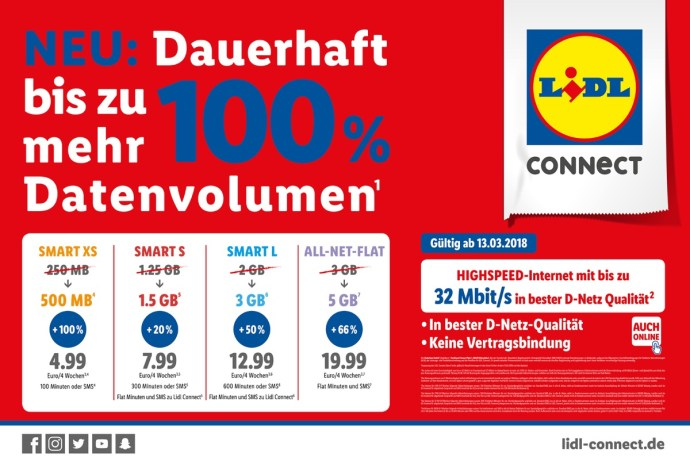180308 Lidl Lidl Connect