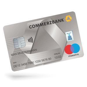 Commerzbank Girocard Kontaktlos