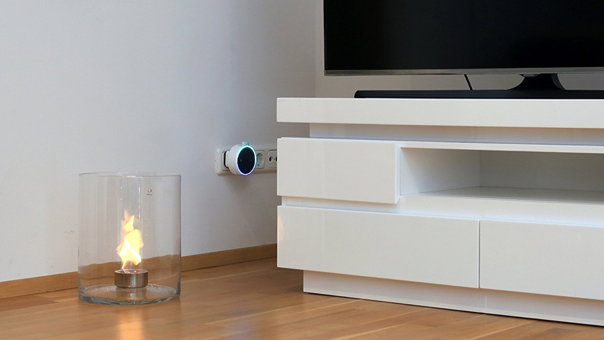 Concept Zero Amazon Echo Dot
