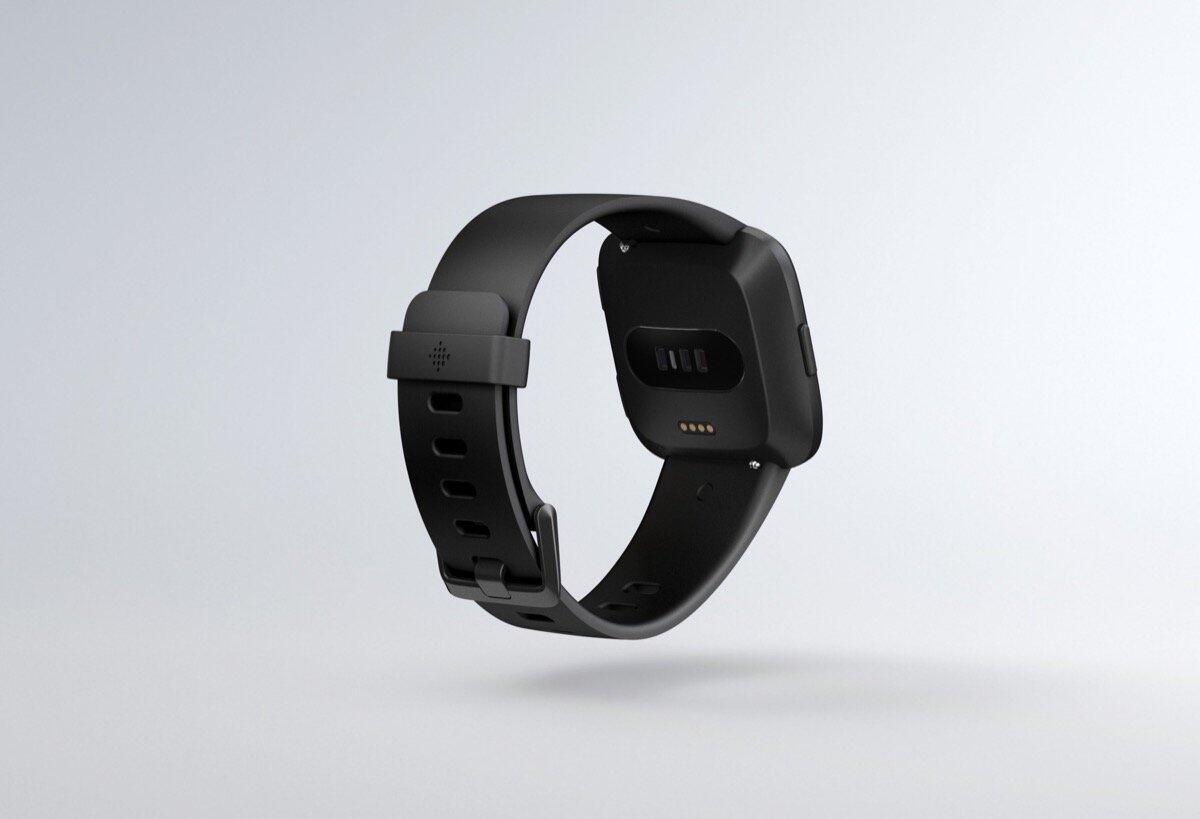 Fitbit Versa Back