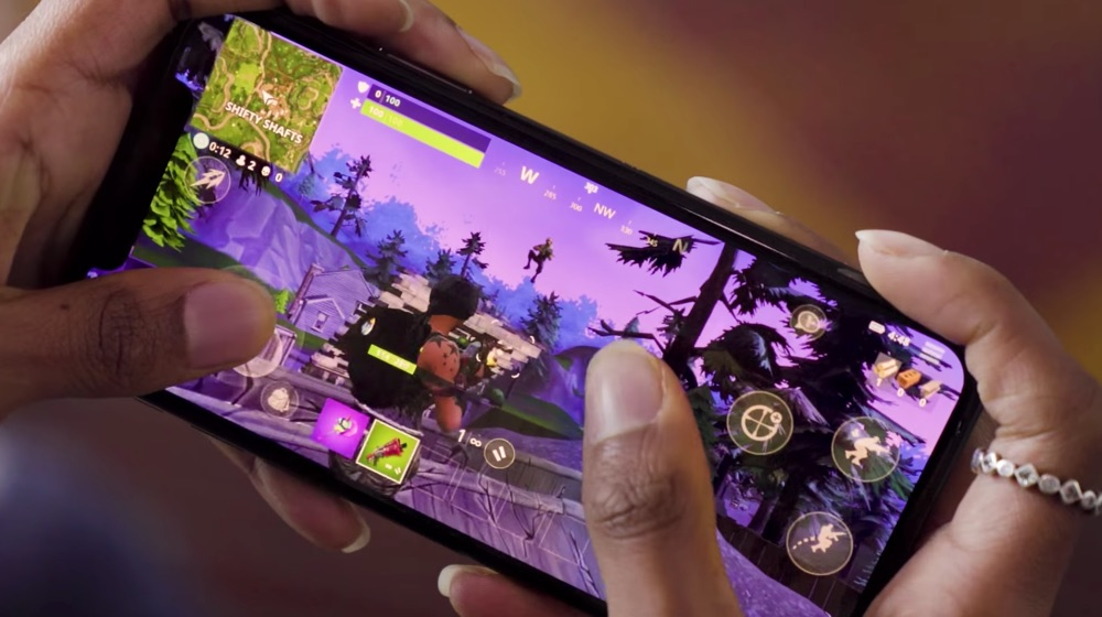 Fortnite Battle Royale Iphone