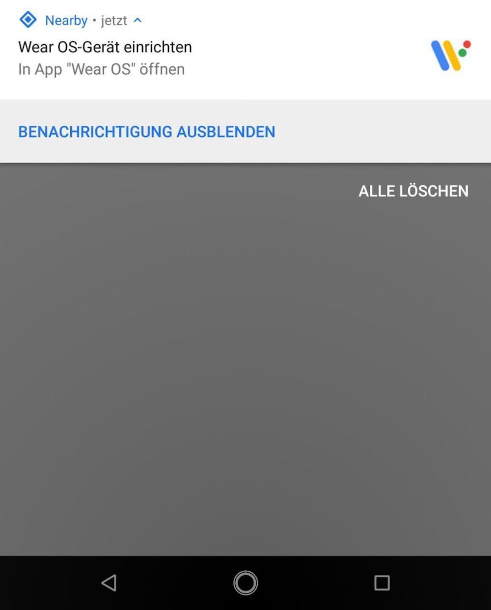 Google Wear Os Leak