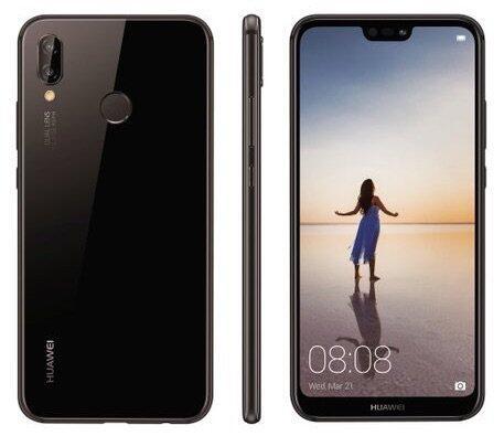 Huawei P20 Lite Braun