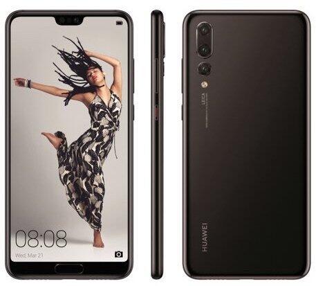 Huawei P20 Pro Braun