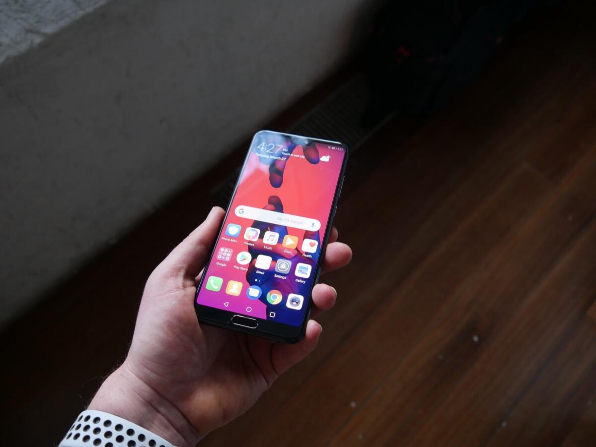 Huawei P20 Pro Handson16