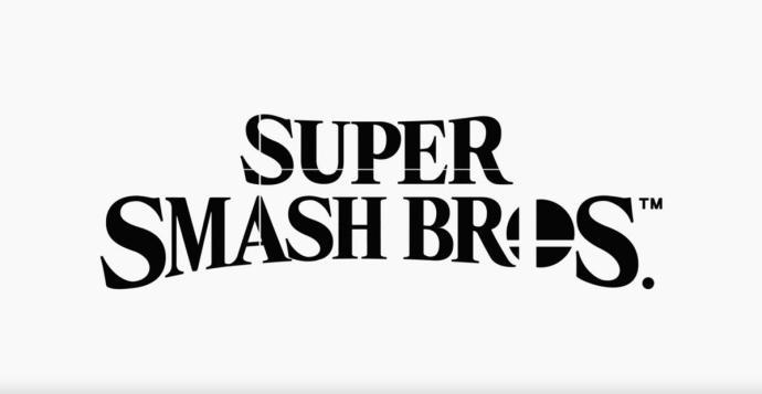 Nintendo Switch Super Smash Bros Logo