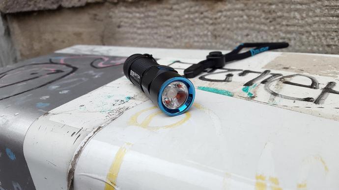 Olight S1R Baton TurboS Reflektor