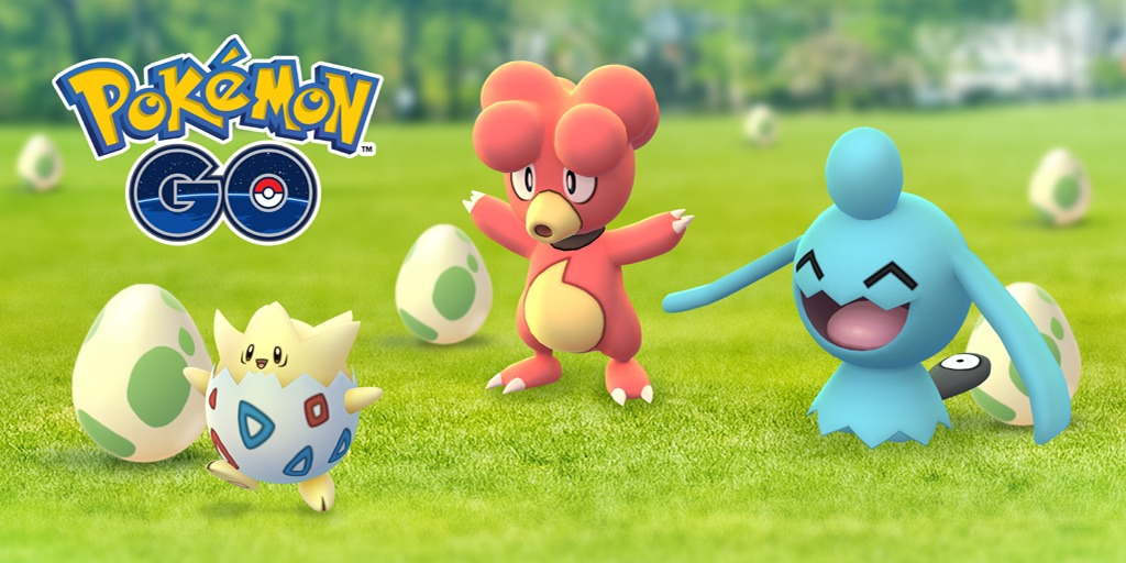 Pokemon Go Ei Spektakel