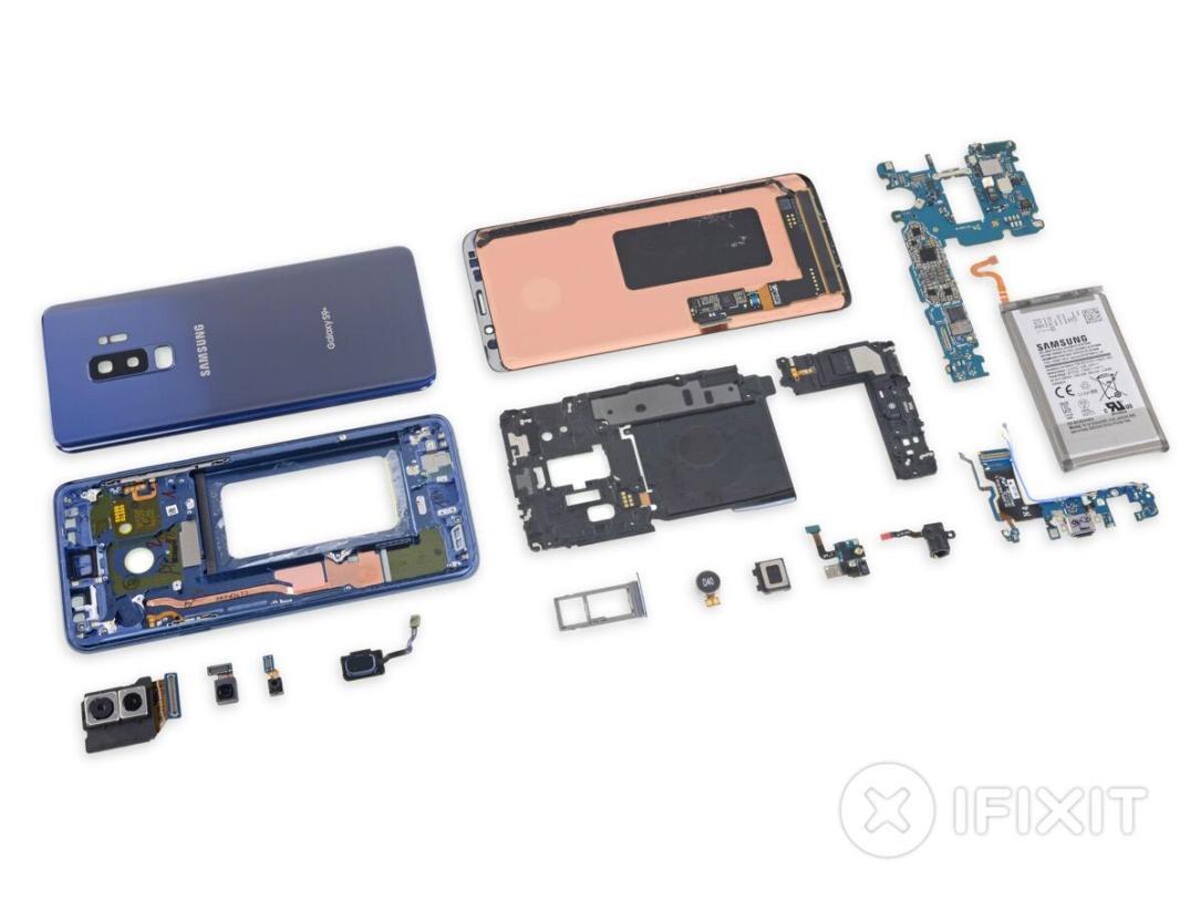 Samsung Galaxy S9 Ifixit Header
