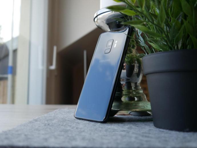 Samsung Galaxy S9 Test2