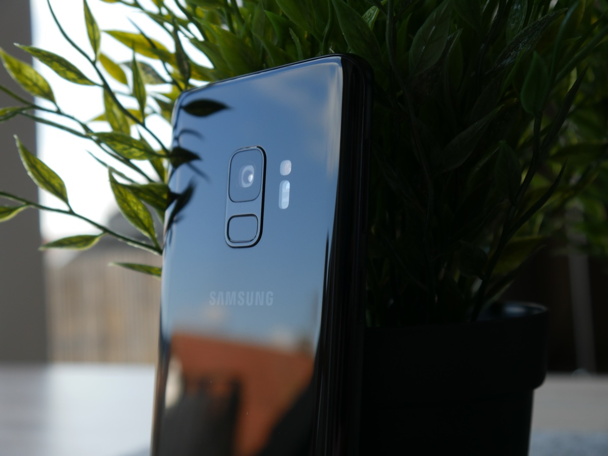 Samsung Galaxy S9 Test4
