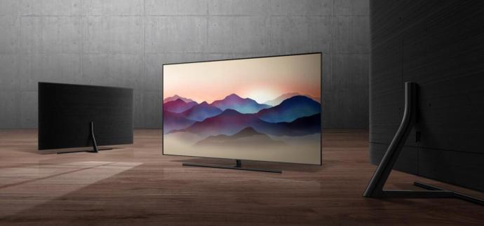 Samsung Qled 2018 Header