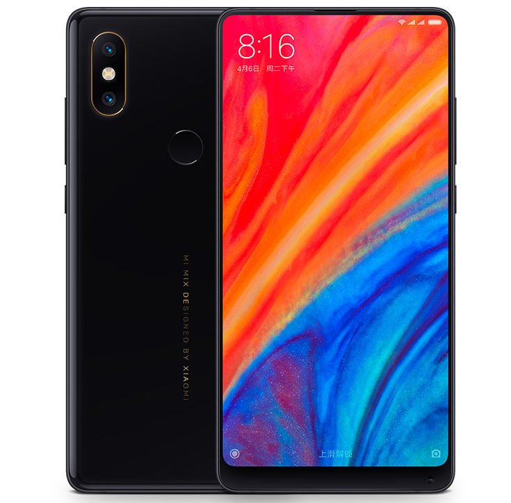 Xiaomi Mi Mix 2s 1