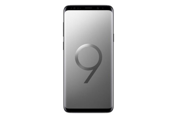 01 Galaxy S9 Titanium Gray