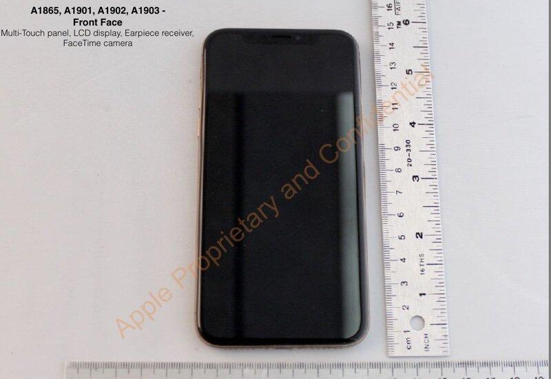 Apple Iphone X Gold Fcc2