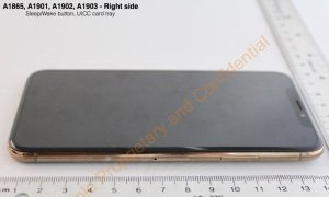 Apple Iphone X Gold Fcc3