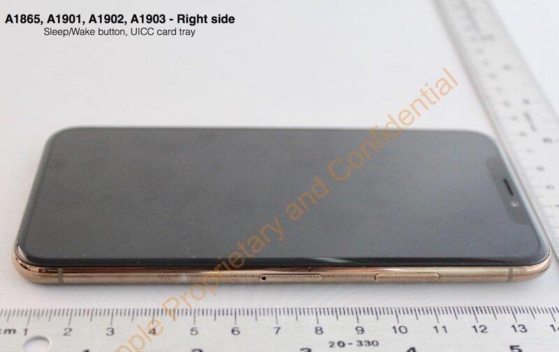 Apple Iphone X Gold Fcc3