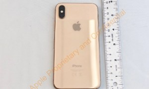 Apple Iphone X Gold Fcc4