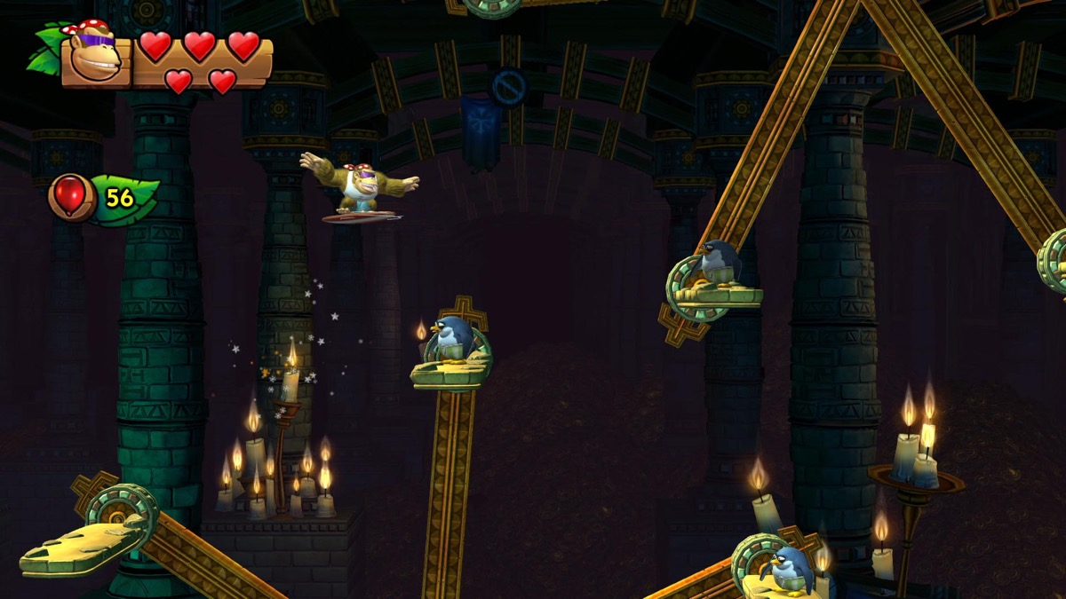 Donkey Kong Country Tf Screen3