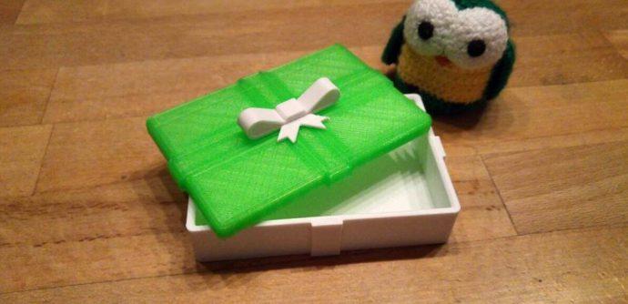 Preparing Something Nice For Christmas ;) #3dprinter #dremel3d20