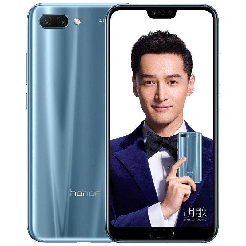 Honor 10 Grau