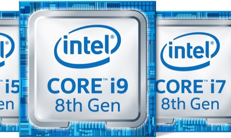 Intel 8th Gen Core 1