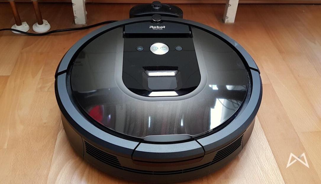Irobor Roomba 980 Header