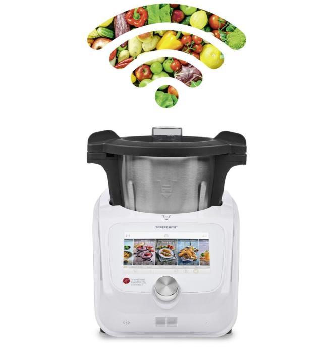 Lidl verkauft ab heute Küchenmaschine mit WLAN