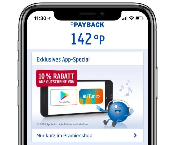 Payback Rabatt App