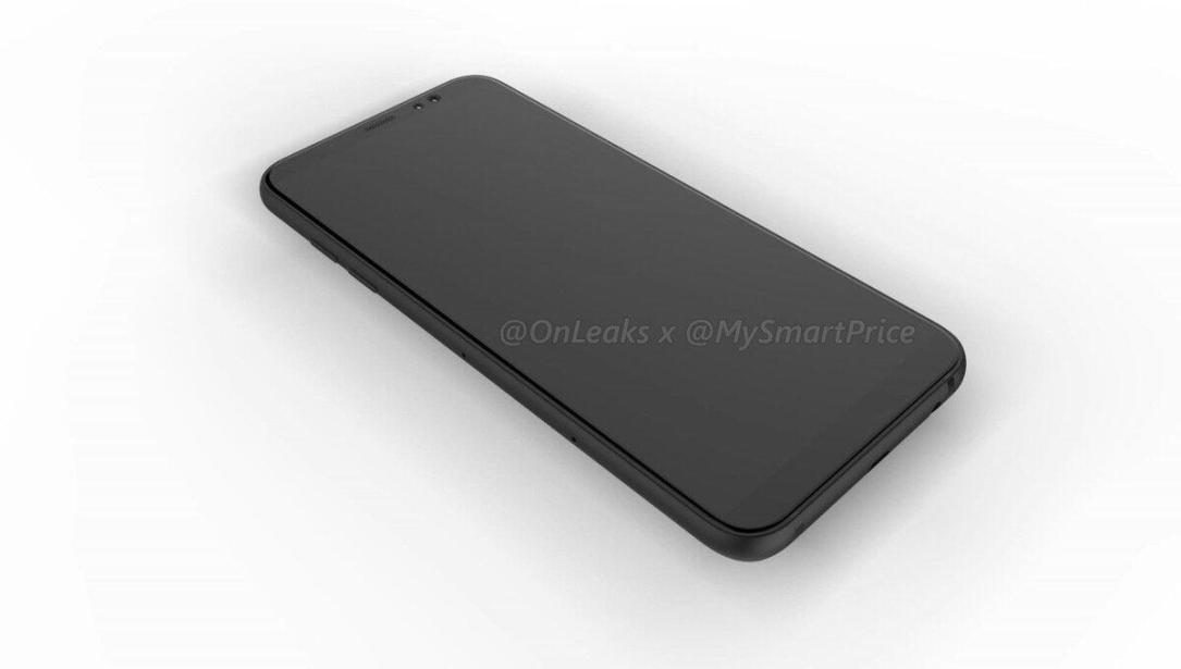 Samsung Galaxy A6 Back