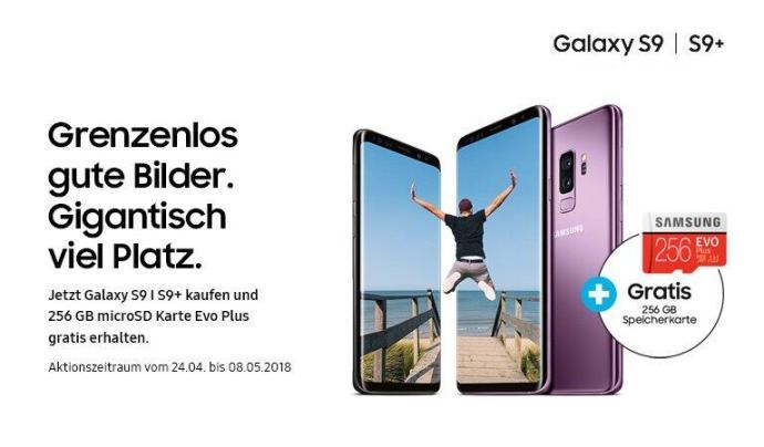 Samsung Speicherbonus