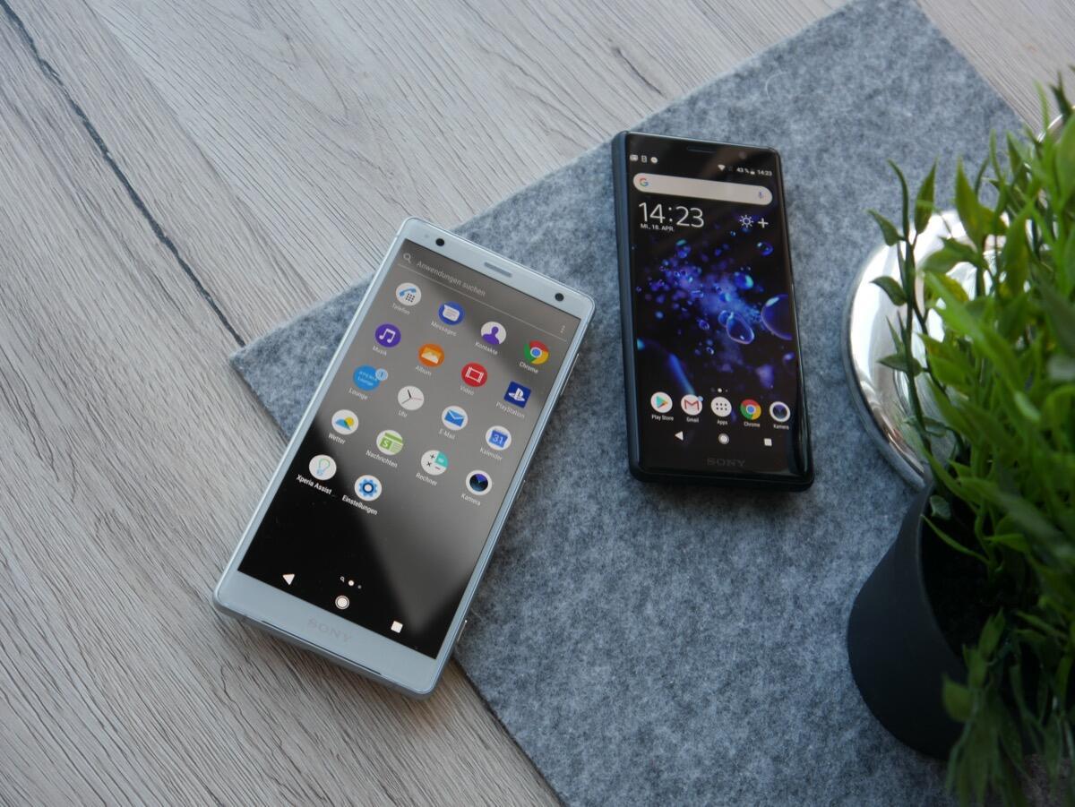 Sony Xperia Xz2 Test1