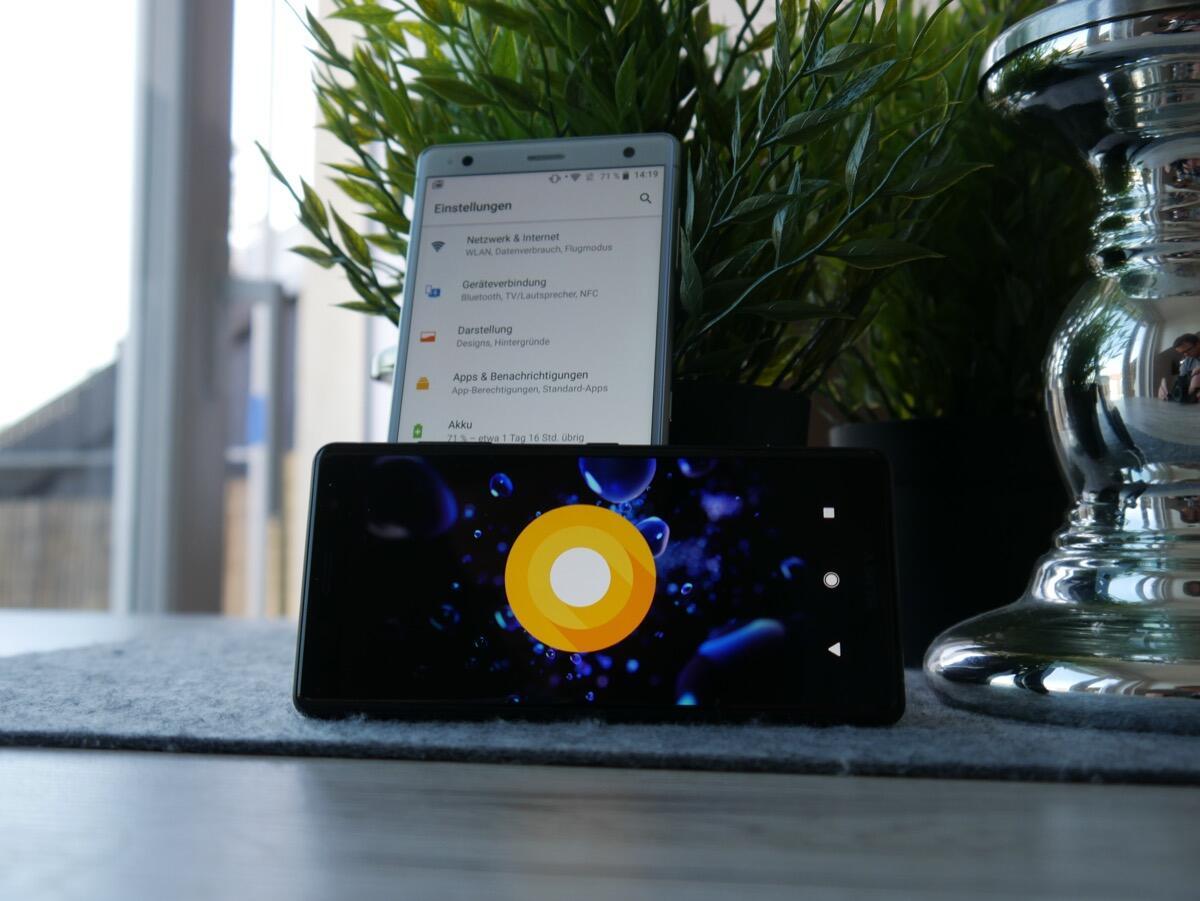 Sony Xperia Xz2 Test5