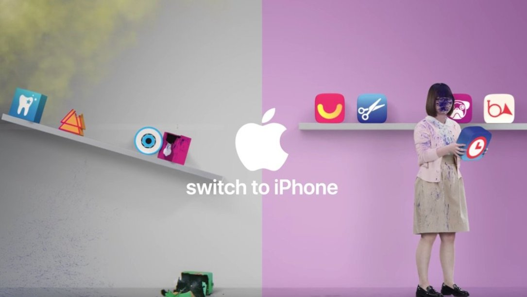Switch To Iphone
