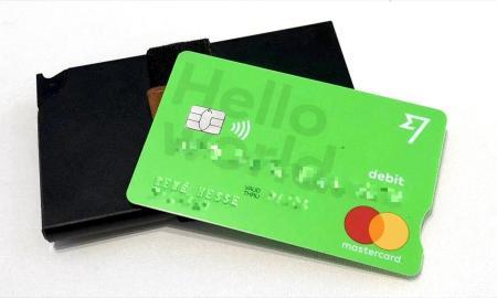 Transferwise Debitkarte Mastercard