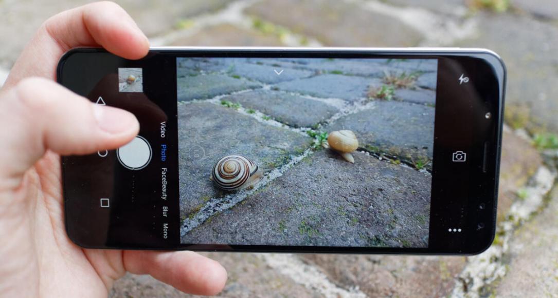 Ulefone Power 3 Kamera