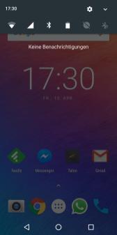 Ulefone Power 3 Notifications 1085