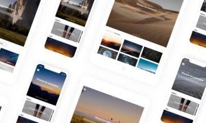 Unsplash Ios Wallpaper Header