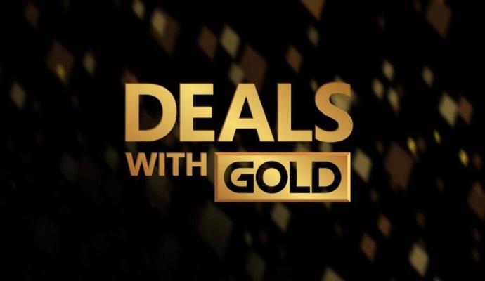 Xbox Deals Gold