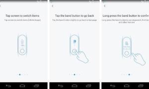 Xiaomi Mi Band 3 Screenshots