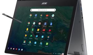 Acer Chromebook Spin 13 02