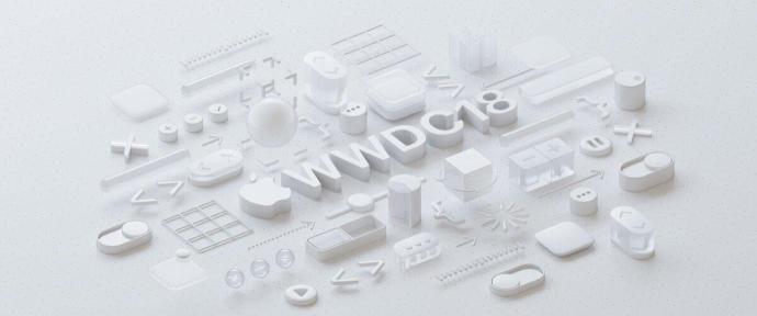 Apple Wwdc 2018 Logo Header